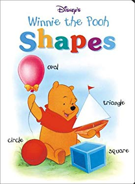 Disney's Winnie the Pooh: Shapes 9780736401180