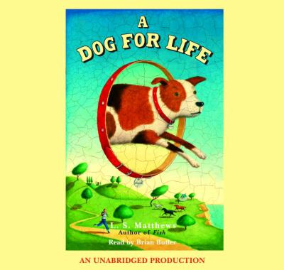 Dog for Life, a (Lib)(CD) 9780739337998