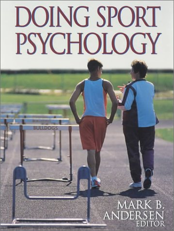 Doing Sport Psychology 9780736000864