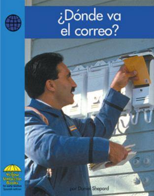 Donde Va el Correo? 9780736841467