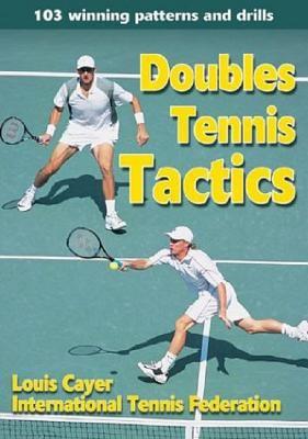 Doubles Tennis Tactics 9780736040044