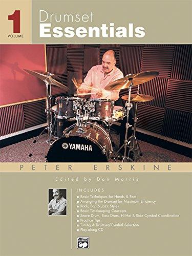 Drumset Essentials, Vol 1: Book & CD 9780739024461