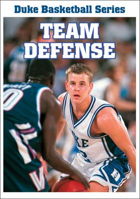 Duke Basketball Video Series: Team Defense DVD 9780736079945