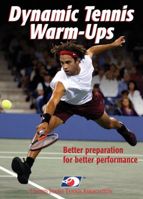 Dynamic Tennis Warm-Ups DVD 9780736056267