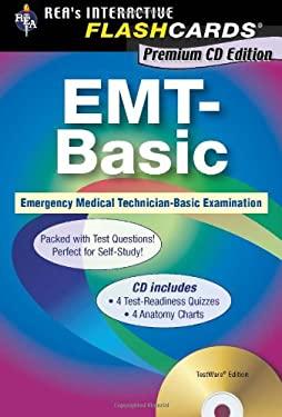 EMT-Basic: Emergency Medical Technician-Basic Exam [With CDROM] 9780738604596