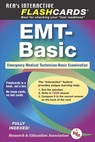 EMT-Basic: Emergency Medical Technician-Basic Exam 9780738601236
