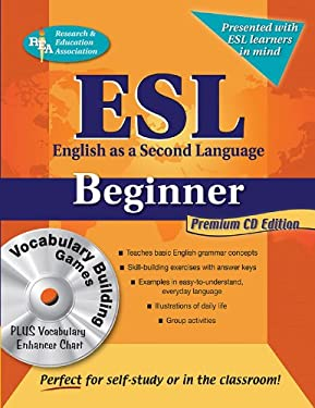 ESL Beginner Made Nice and Easy! [With CDROM] 9780738604671