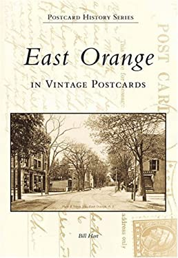 East Orange in Vintage Postcards 9780738504575