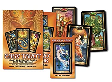 Easy Tarot: Learn to Read the Cards Once and for All! 9780738711508