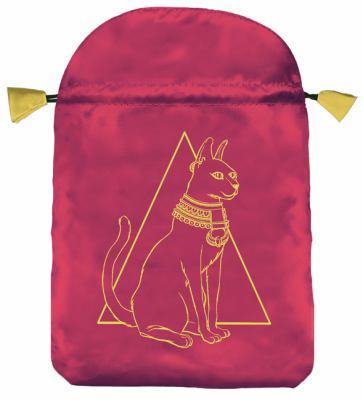 Egyptian Cat Satin Bag 9780738715346