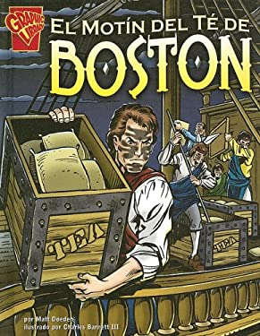 El Motin del Te de Boston