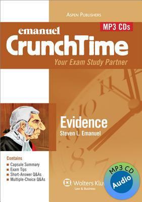 Emanuel Crunchtime: Evidence 9780735599536