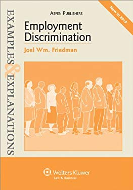 Employment Discrimination 9780735597297