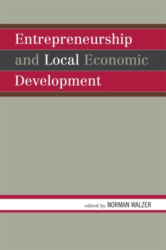 Entrepreneurship and Local Economic Development 9780739117125