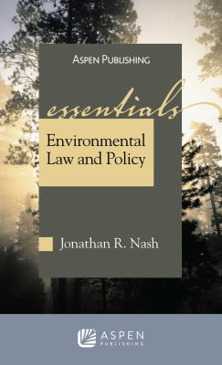 Environmental Law and Policy 9780735579668