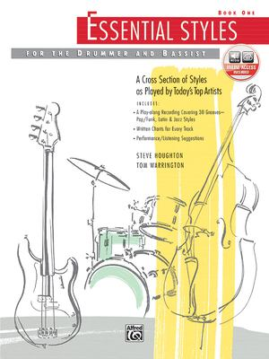 Essential Styles for the Drummer and Bassist Book One [With Wtih CD] 9780739013540