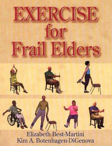 Exercise for Frail Elders 9780736036870