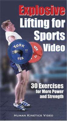 Explosive Lifting for Sports Video - Ntsc