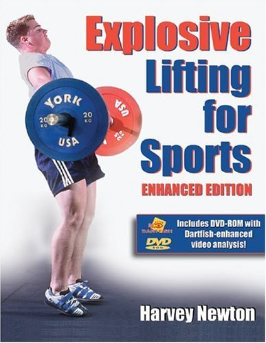 Explosive Lifting for Sports [With DVD-ROM] 9780736065764