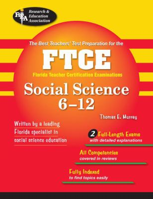 FTCE Social Science 6-12 9780738602066