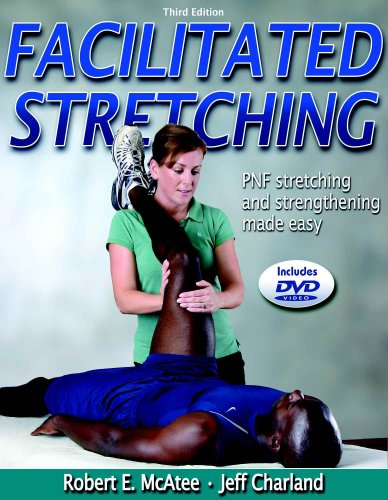 Facilitated Stretching [With DVD] 9780736062480
