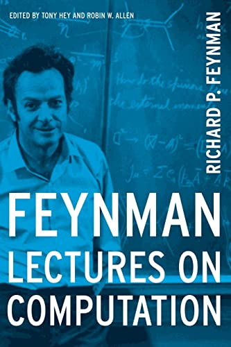 Feynman Lectures on Computation 9780738202969