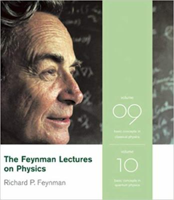 Feynman Lectures on Physics Volumes 9-10 9780738209289