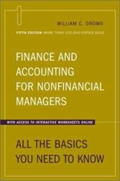 Finance and Accounting for Nonfinancial Managers: All the Basics You Need to Know 5th Edition