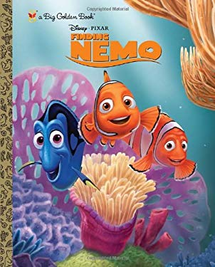 Finding Nemo Big Golden Book (Disney/Pixar Finding Nemo) 9780736429221