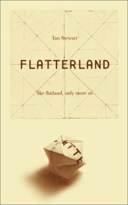 Flatterland: Like Flatland Only More So 9780738206752