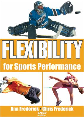 Flexibility for Sports Performance DVD 9780736064224