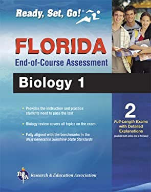 Florida Biology End-Of-Course Assessment 9780738611112