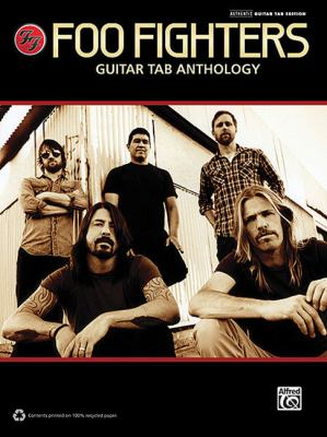 Foo Fighters, Guitar Tab Anthology 9780739078563