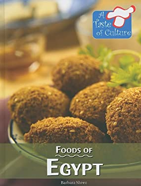 Foods of Egypt 9780737748437