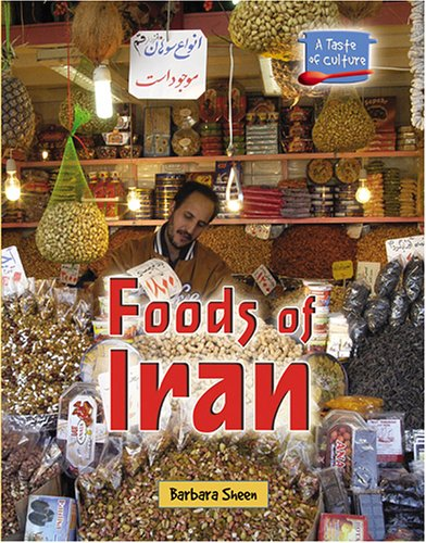 Foods of Iran 9780737734539