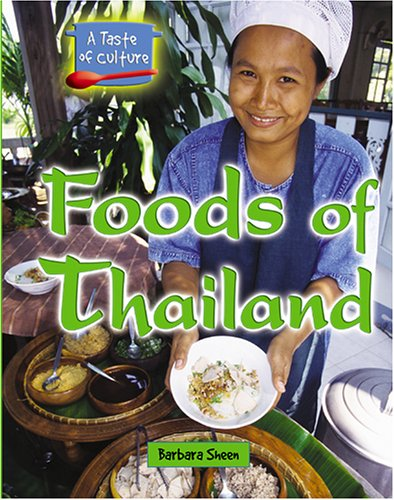 Foods of Thailand 9780737730371
