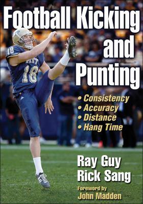 Football Kicking and Punting 9780736074704