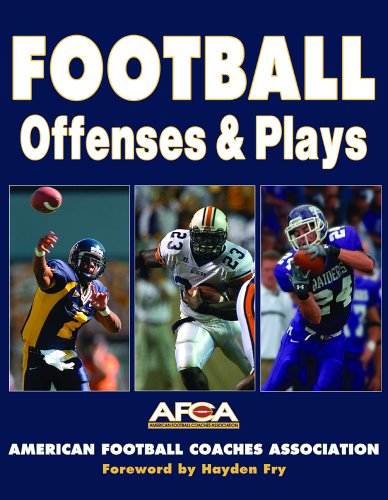 Football Offenses and Plays: 9780736062619