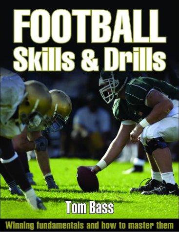 Football Skills & Drills 9780736054560