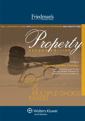 Friedman's Practice Series: Property 9780735586505