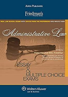 Administrative Law 9780735597976