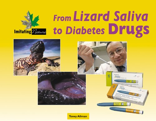 From Lizard Saliva to Diabetes Drugs 9780737734874