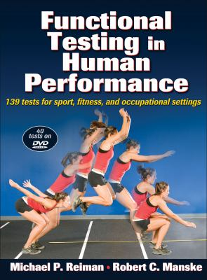 Functional Testing in Human Performance [With DVD] 9780736068796