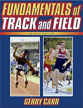 Fundamentals of Track and Field-2nd 9780736000086