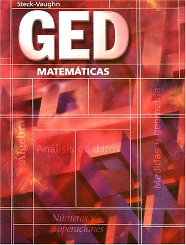 Steck-Vaughn GED Mathematicas 9780739869147