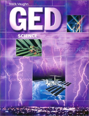 Steck-Vaughn GED: Student Edition Science 9780739828335
