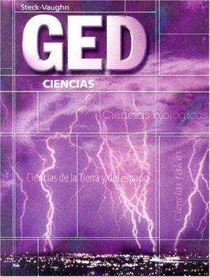 Steck-Vaughn GED Spanish: Student Edition Science 9780739869123