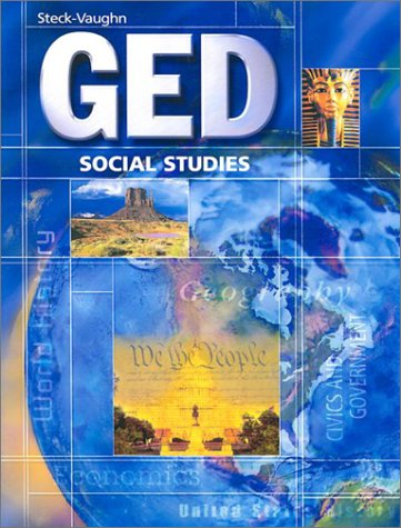 Steck-Vaughn GED: Student Edition Social Studies 9780739828342