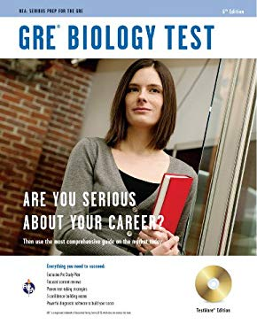 GRE Biology Test, Testware Edition [With CDROM] 9780738608358