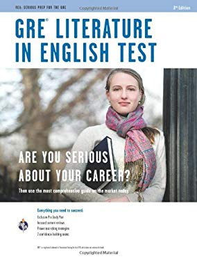 GRE Literature in English Test 9780738608372